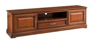 Villa Cinquanta TV cabinet 5573, TV cabinet in classic style