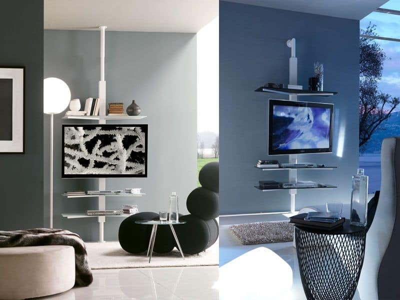 xl83 bruce, Adjustable TV-stand, wall or ceiling