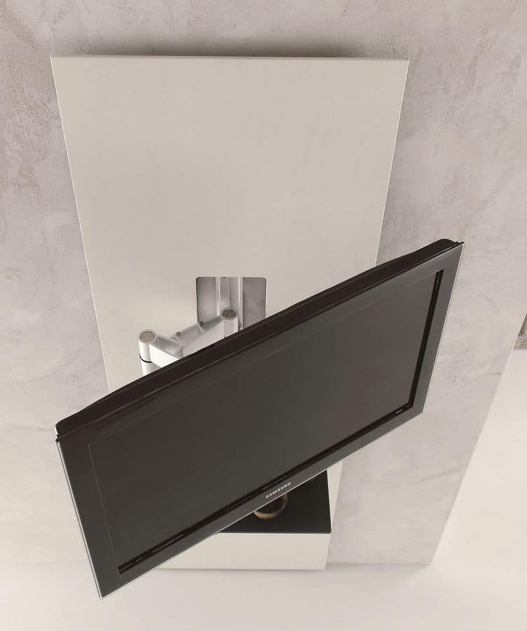 xl97 premiere, Cabinet for TV with shelf, adjustable to 180 °