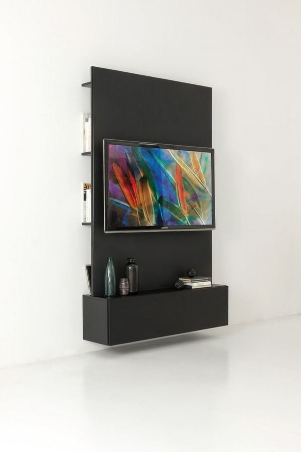 xl98 sky lab, Vertical TV stand