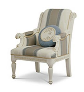 1732/A, Comfortable classic style armchair