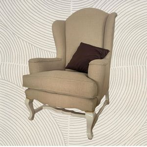 3520 BERGERE, Classic Bergere armchair