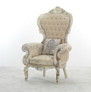 4800, Outlet armchair in classic style