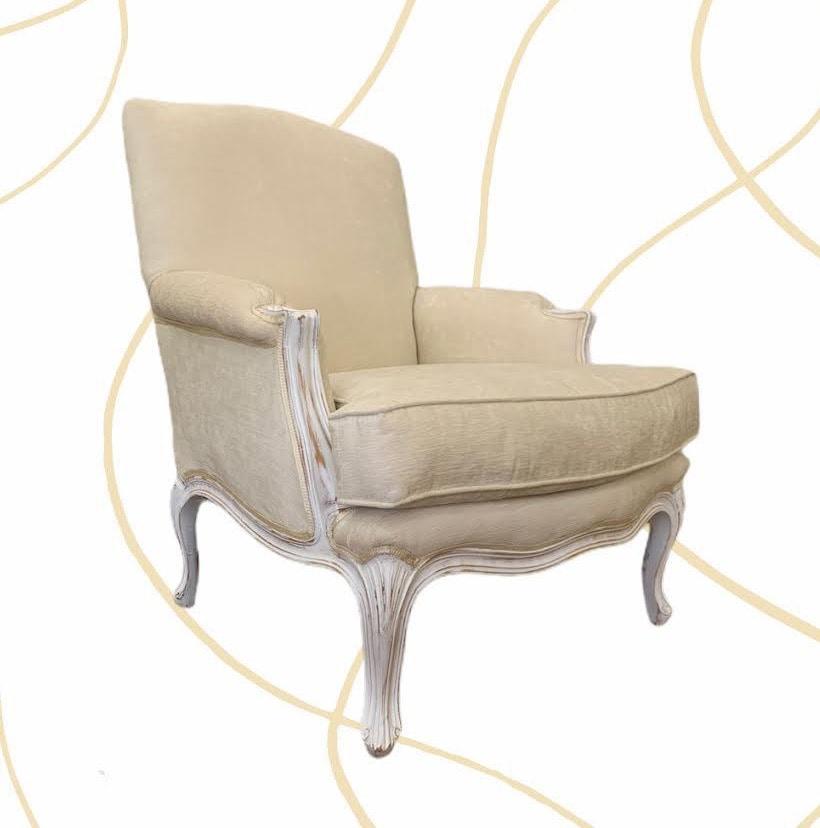 8470 ARMCHAIR, Louis XV style armchair