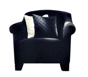 Alfonso, Classical armchair with removable cover