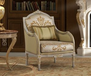 Art. 28, Classic style armchair