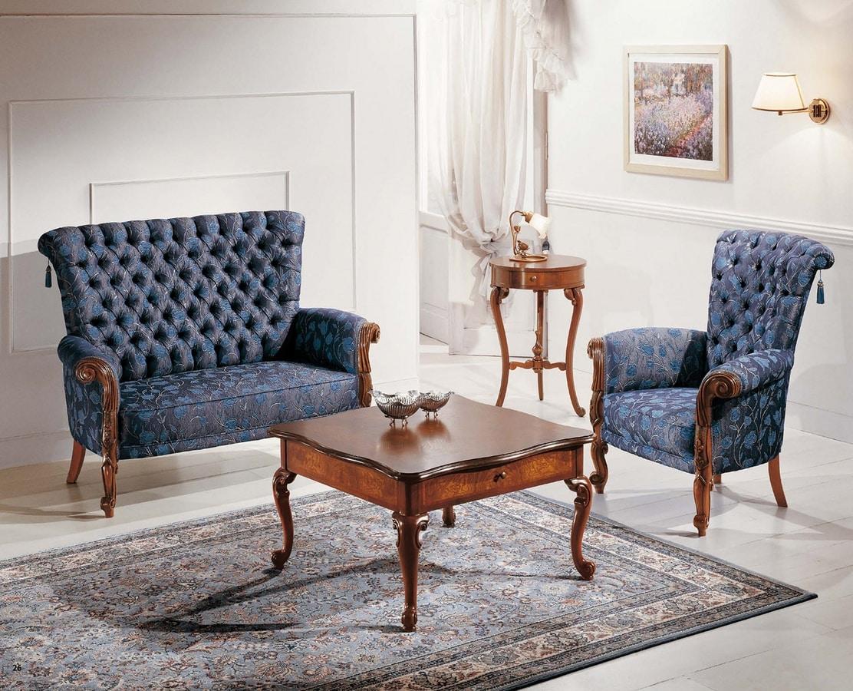 Art. 3596, Comfortable armchair in Louis XV style