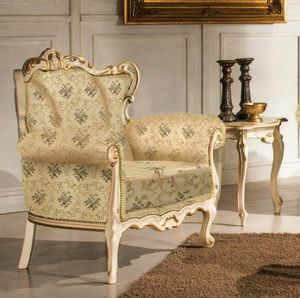 Art. 3720, Classic style armchair