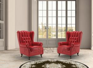 Berger�, Classic style bergere armchair