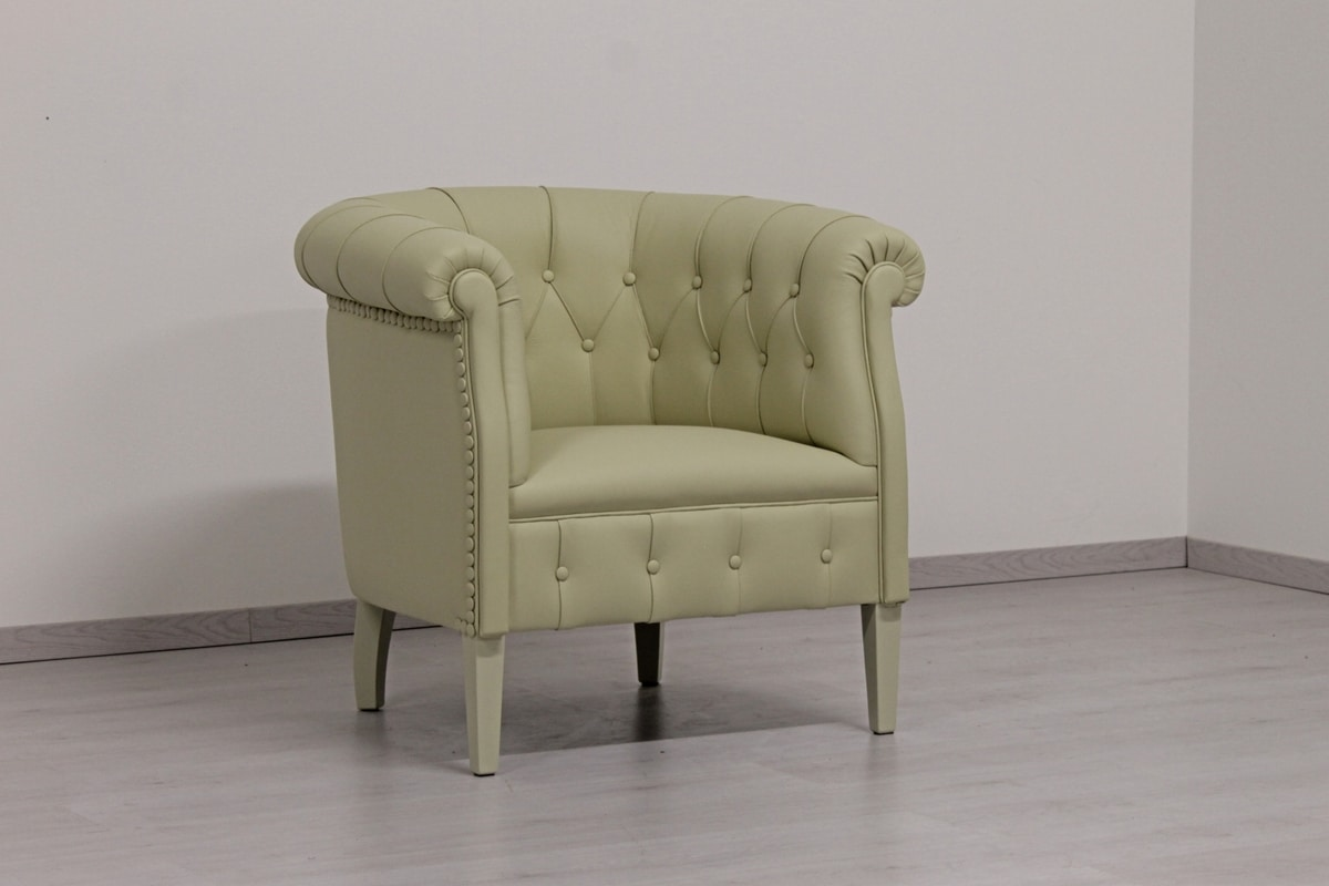 Chester XS, Small chester armchair