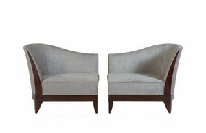 Vendome armchairs, Armchairs for conversation area
