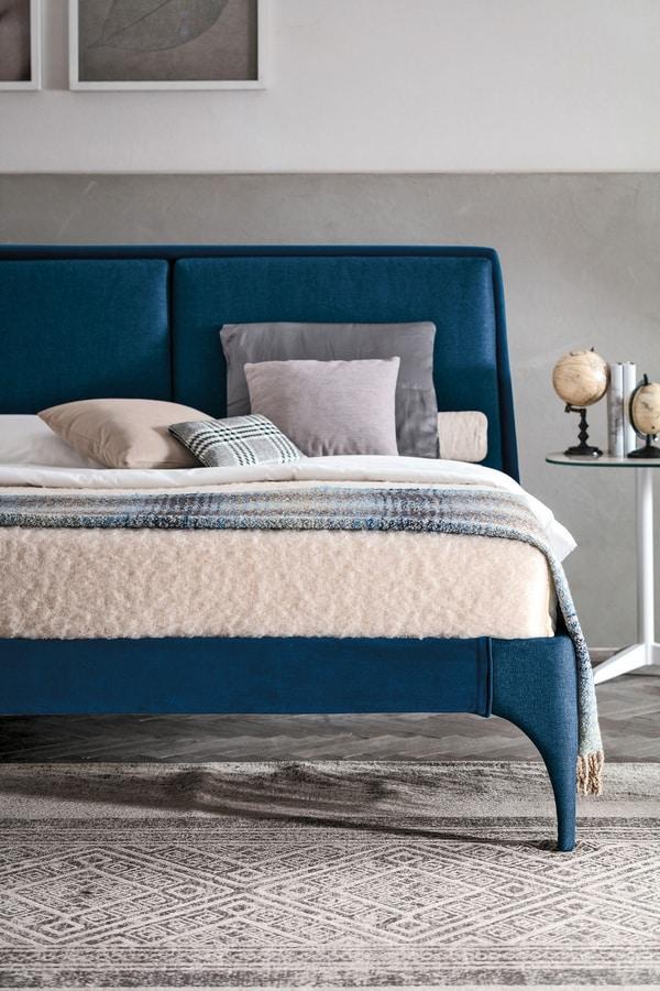 ANGEL KB460, Padded kind size bed
