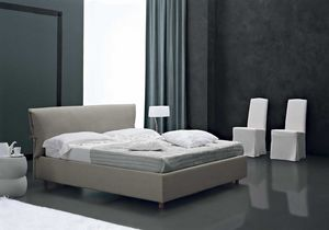 CLEOPATRA, Modern double bed