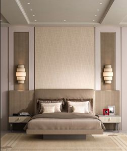 Cocoon Art. C301, Sophisticated design bed