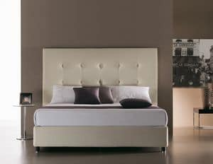 Darch, Bed in various versions, for hotels and residential
