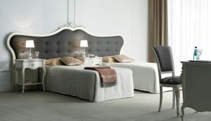Lara, Headboard upholstered for bed