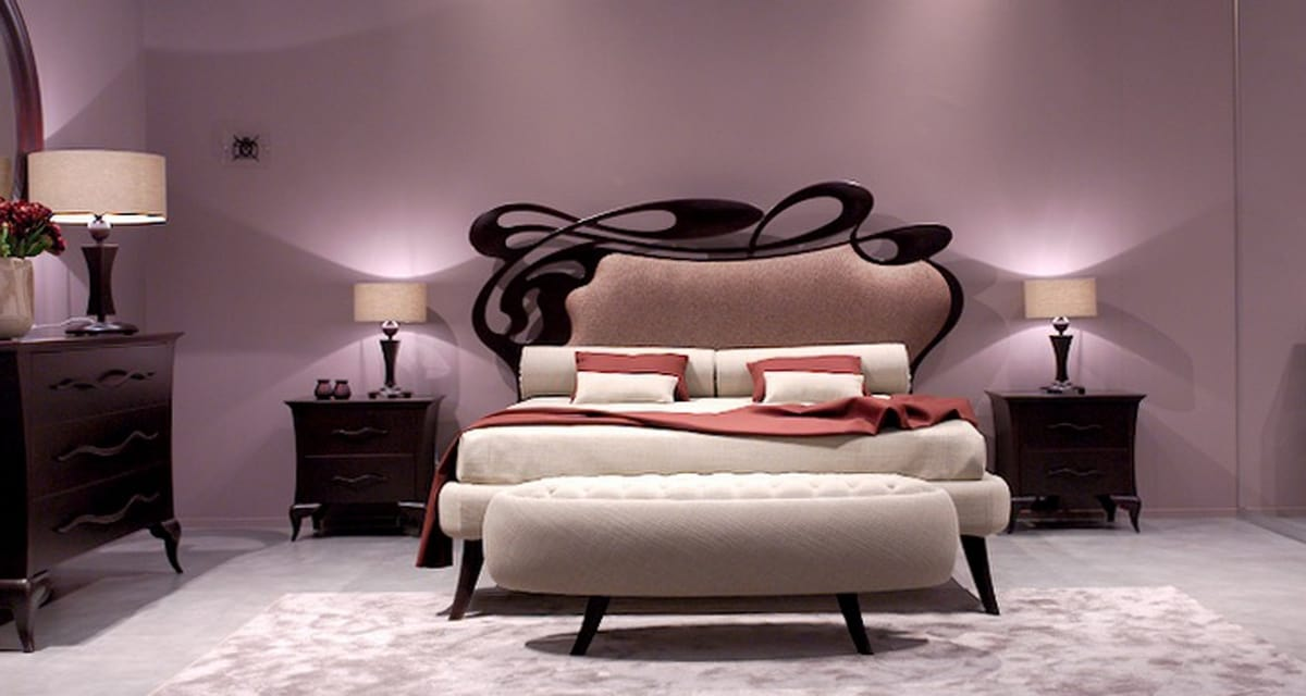 Lauren Art. 954, Bed inspired by Liberty style