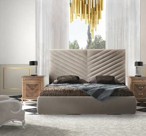 Prestige 2 Art. 4312, Upholstered bed