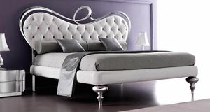 Romeo Art. 945, Bed with elegant and refined design