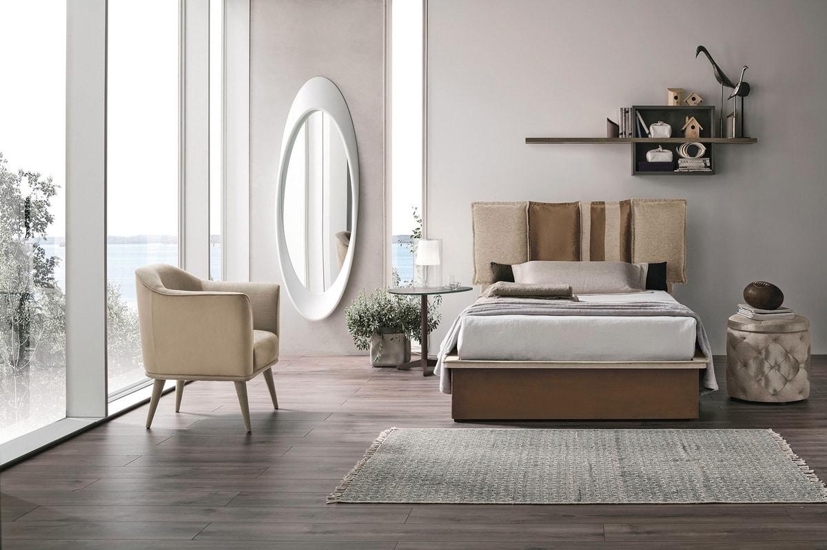 SANTORINI SD464, Single and a half bed