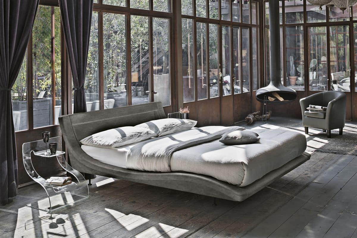SARDEGNA KB447, Modern king size bed ideal for hotels