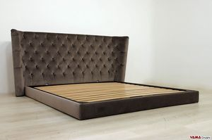 Zen, Oriental style bed for your bedroom