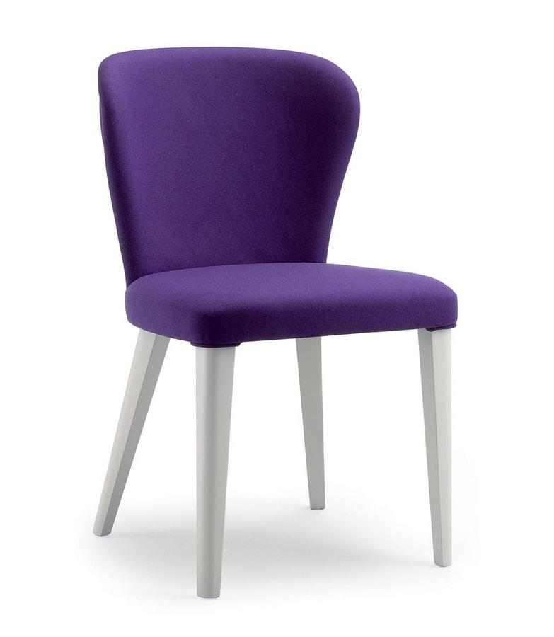 322, Modern upholstered chair