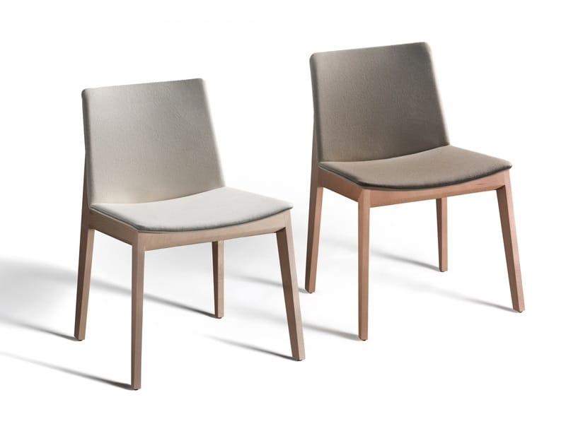 Ava 646, Stuffed chair for restaurant