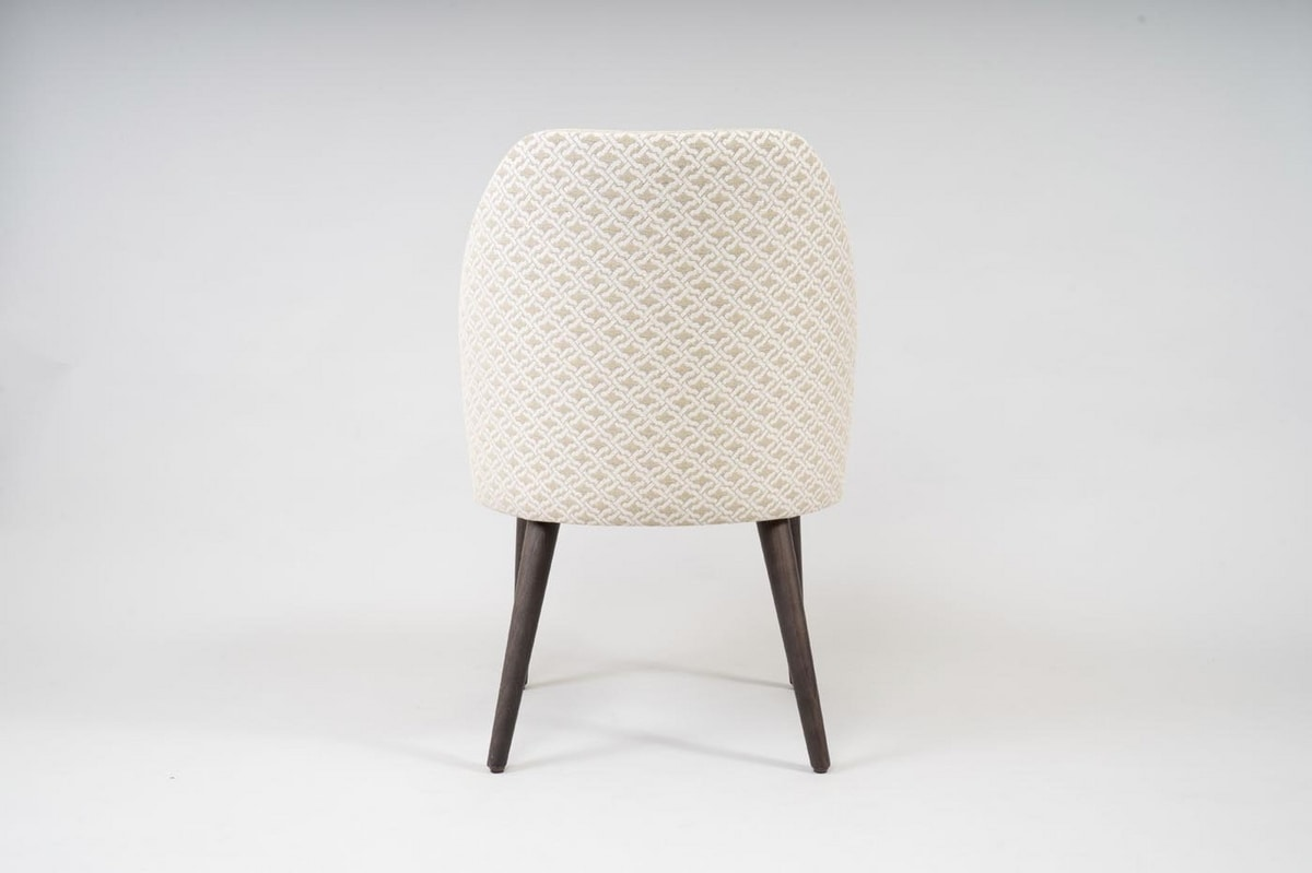 BS476A - Chair, Dining chair, padded