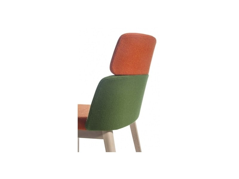 Concord 522UM, Chair with backrest consisting of two elements