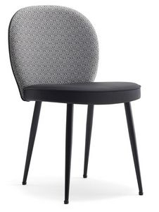 Dena-SM, Upholstered restaurant chair