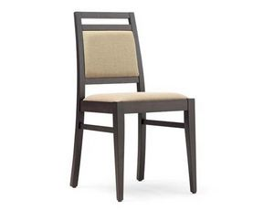 Guenda-S, Modern upholstered chair for contract use