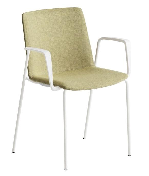 Jubel NA-TB, Padded metal chair