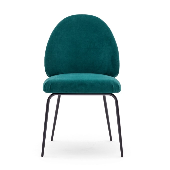Lily 04515, Padded metal chair
