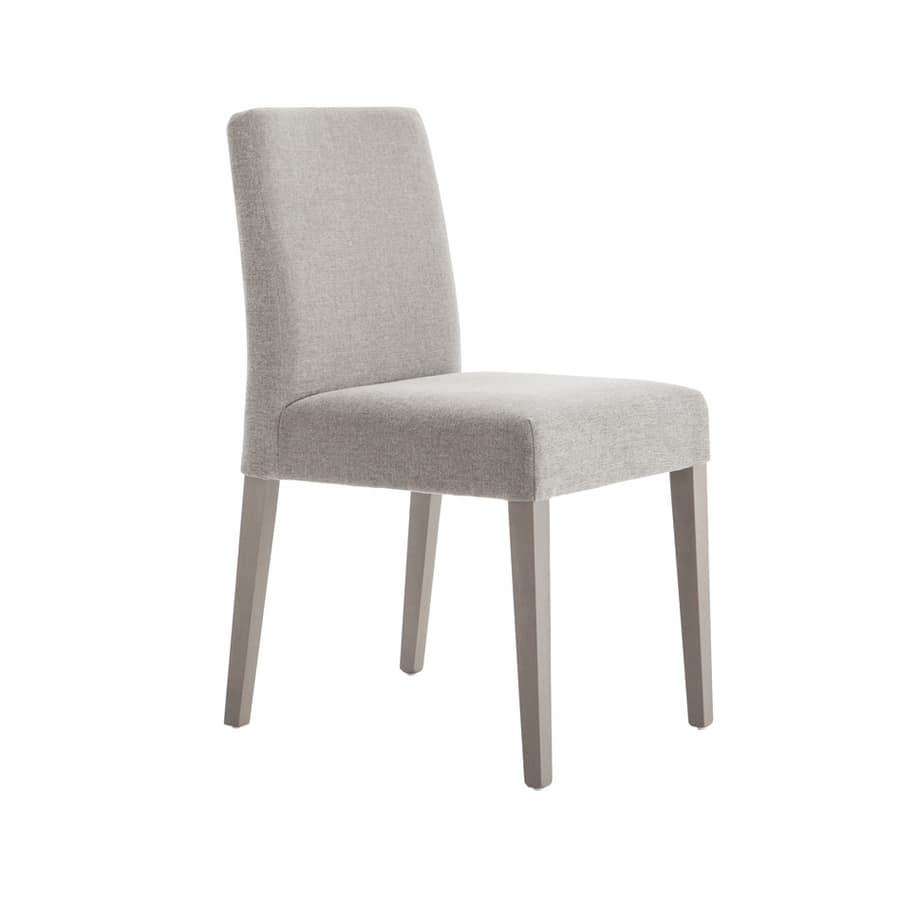 MP49S, Elegant padded chair
