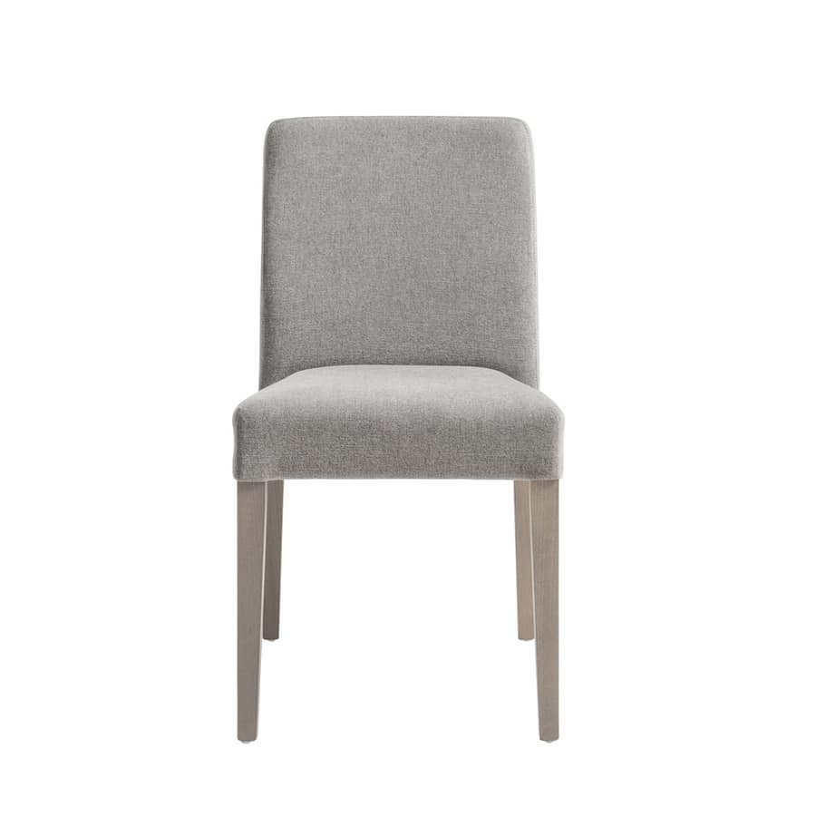 MP49SF, Padded stacking chair