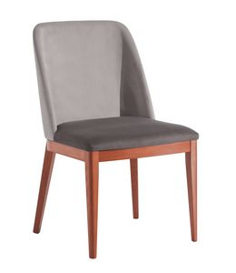 OSLO S, Comfortable padded chair