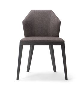 ROCK CHAIR 020 S, Geometric design chair