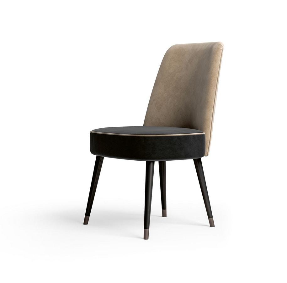 Starlight Art. ST727, Upholstered chair for dining room