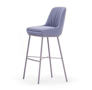 Danielle 03686, Elegant metal stool
