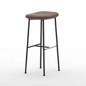 Macka ST simple, Stool with padded seat