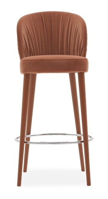 Rose 03080, Stool with foam padding