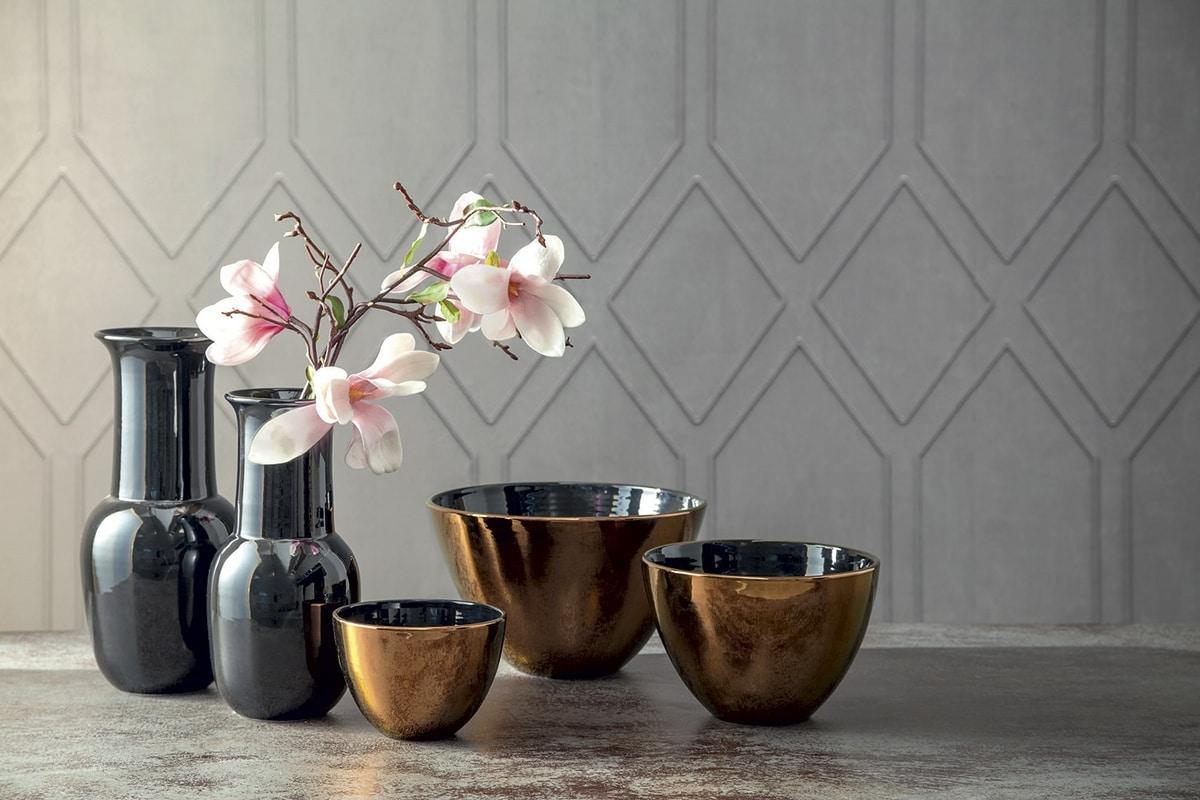 GRUPPO BULBO, Ceramic vases