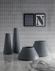 GRUPPO VULCANO, Ceramic vases
