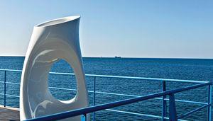 Holly All, Design vase, also usable as sculpture