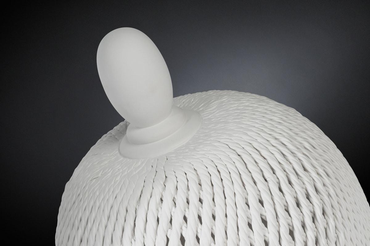 Potiche Palladio, Decorative ceramic vase