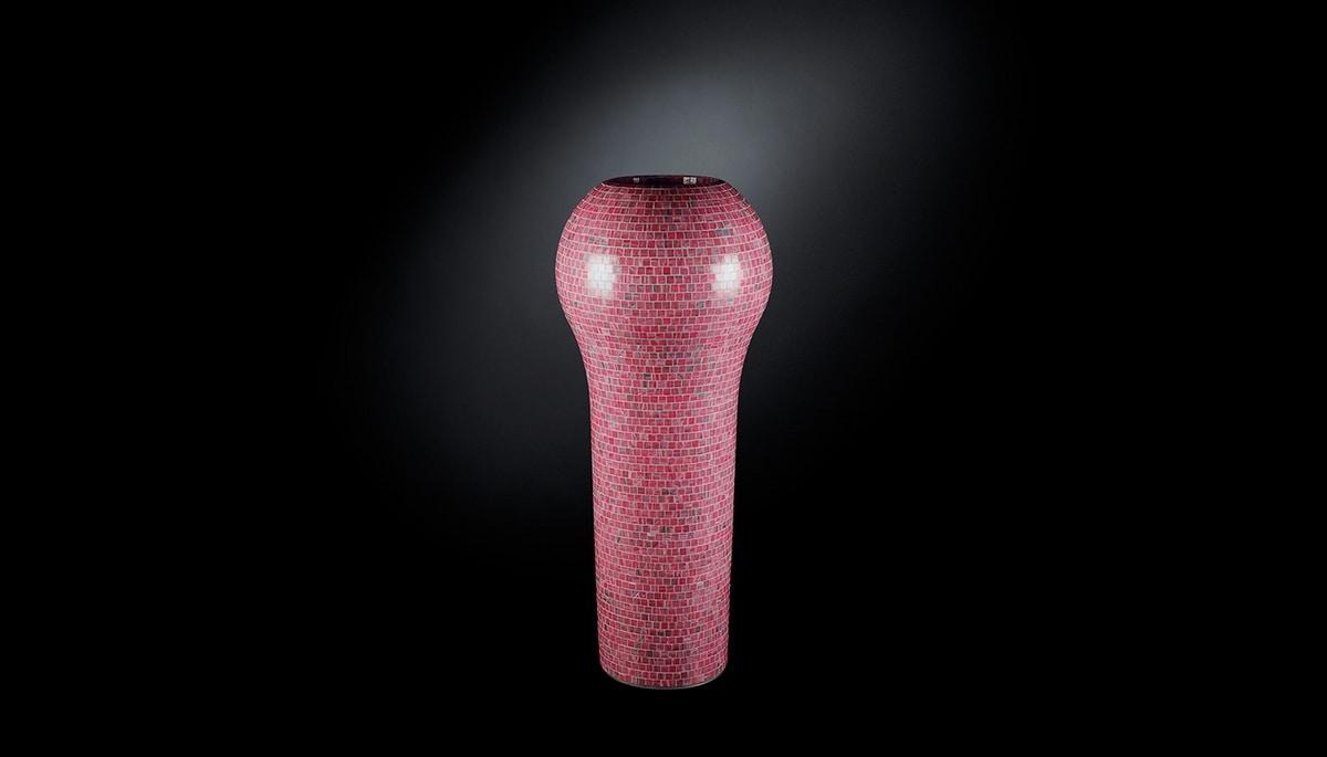 Sakata Mosaico Bisazza, Decorative mosaic vase