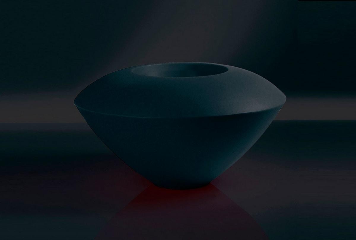 Trotty, Light pot for the garden