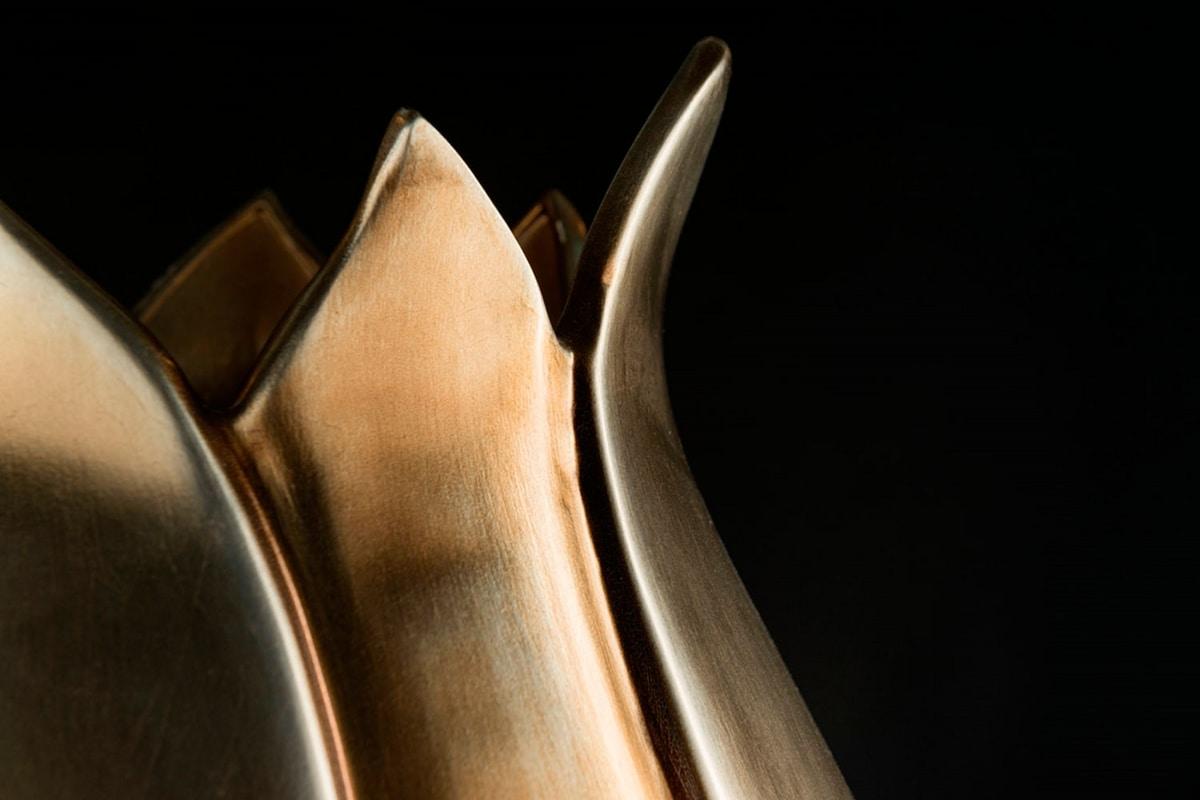 Tulipano Big Vase, Handmade vase