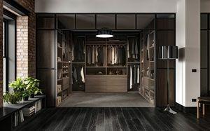 AR5411, Modular walk-in closet